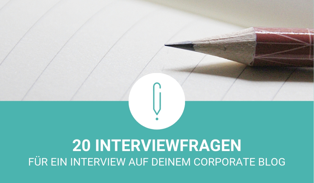 20 spannende Interviewfragen