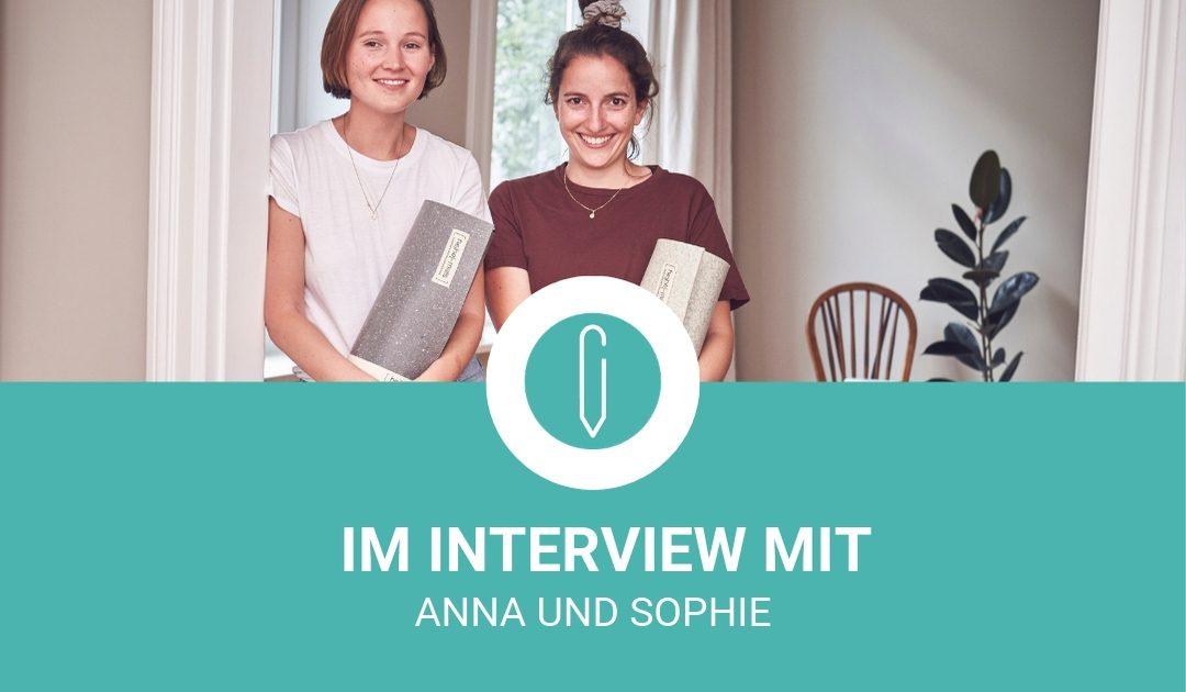 Im Interview mit Anna und Sophie von hejhej-mats