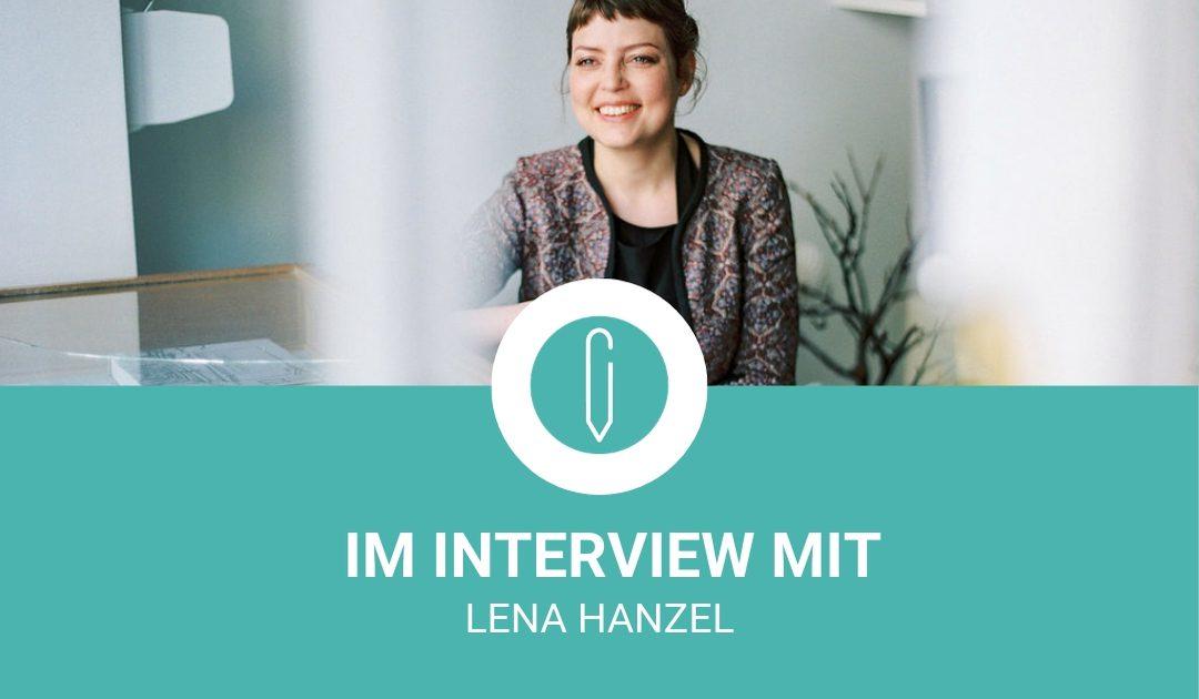 Im Interview mit Lena Hanzel