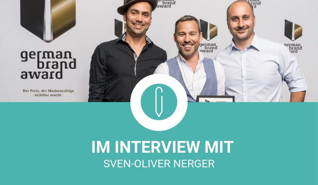 Im Interview mit Sven-Oliver Nerger