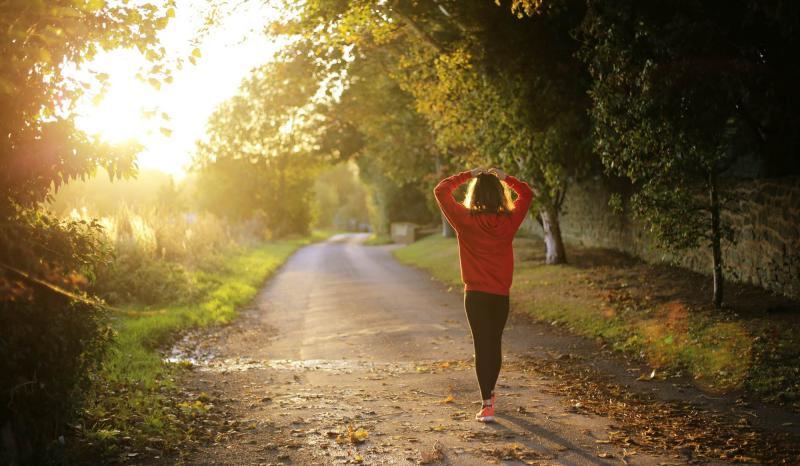 Raus an die frische Luft, wenn Dir die Inspiration fehlt