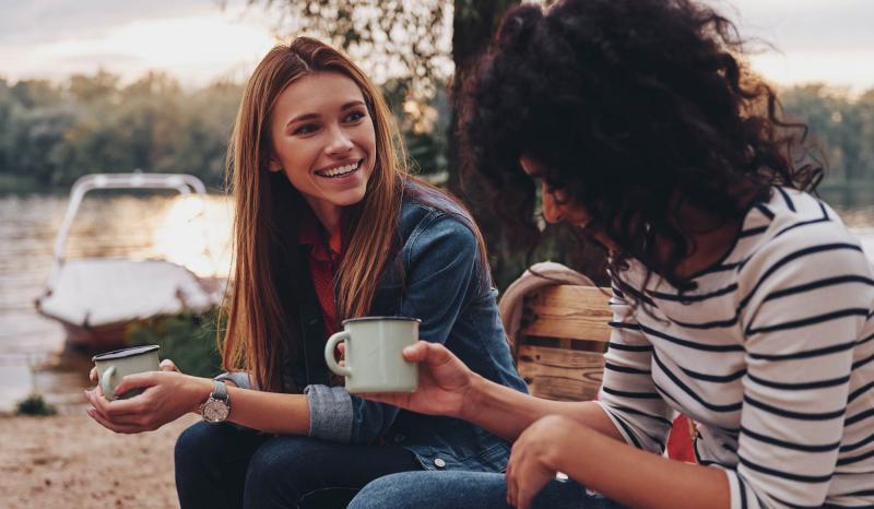 Lass Dich durch Gespräche inspirieren