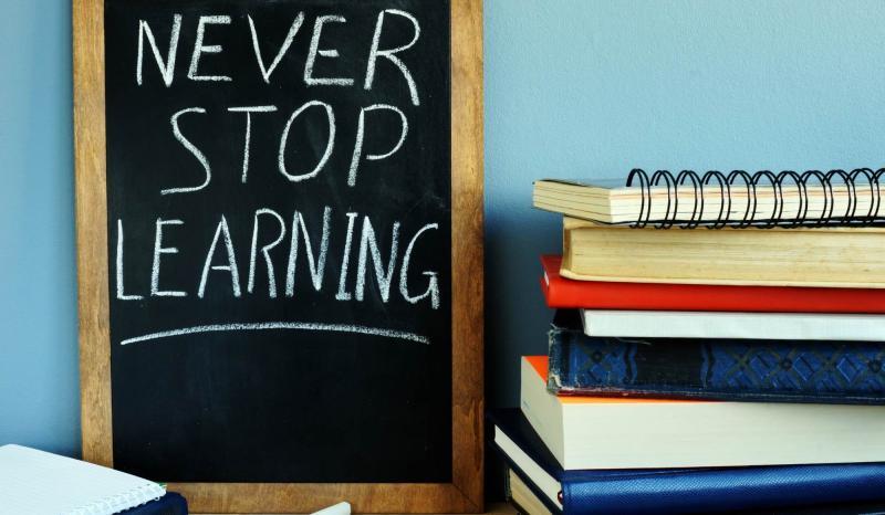 Neues lernen erweitert den eigenen Horizont