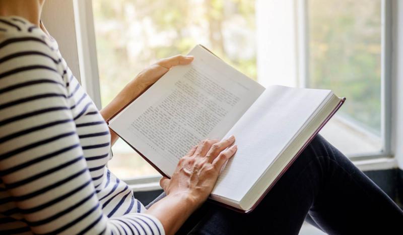 In Büchern steckt jede Menge Inspiration – also lies so viel Du kannst!